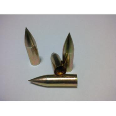 8,8mm combo hegy arany színű 100grain