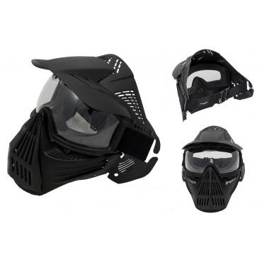 Arc védő maszk